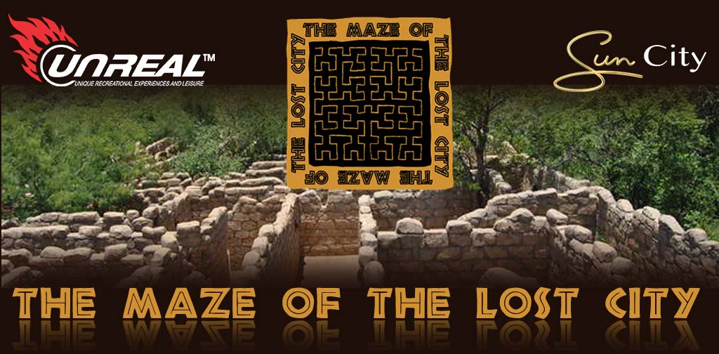 The Lost City Maze